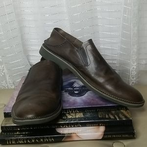 Sperry Top-Sider Coffee Brown Loafers Shoes 12